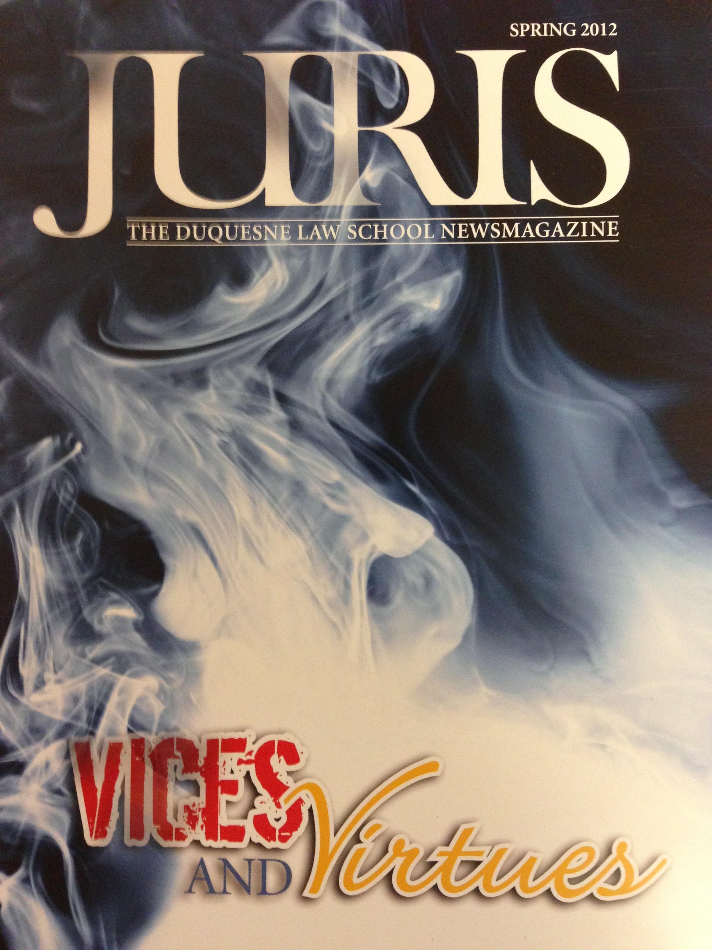 Juris Magazine – Spring 2012