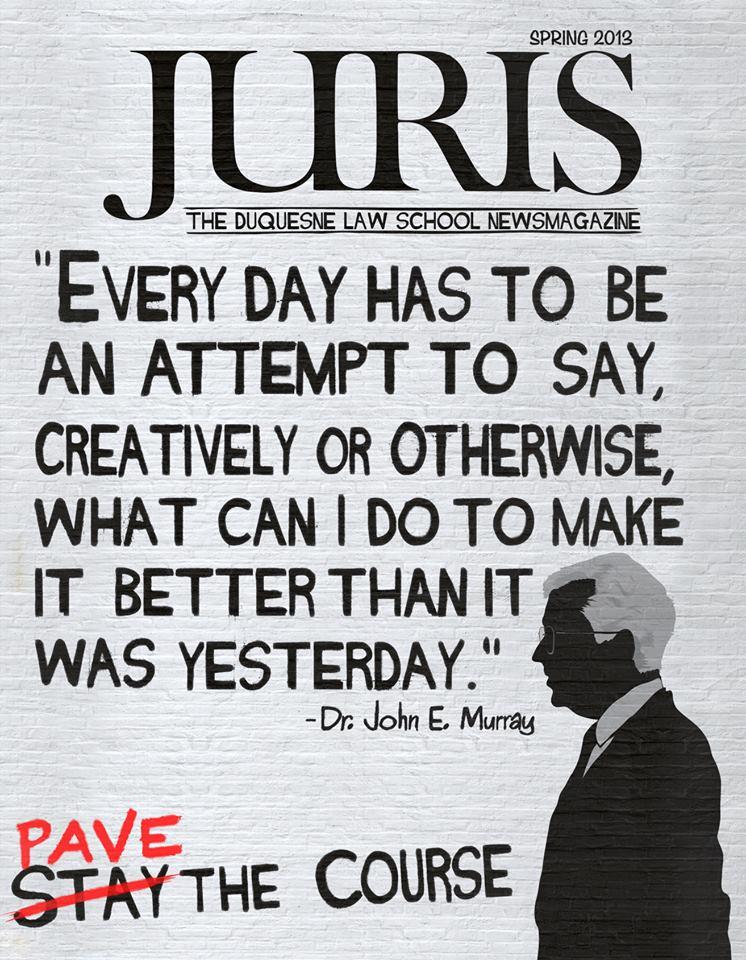Juris Magazine – Spring 2013
