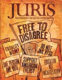 Juris Magazine – Winter 2013