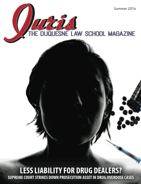 Juris Magazine: Summer 2014